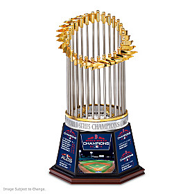 2018 World Series Champions Red Sox Trophy Sculpture