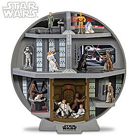 STAR WARS: A New Hope Sculpture