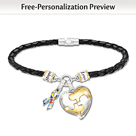 My Hero Personalized Bracelet
