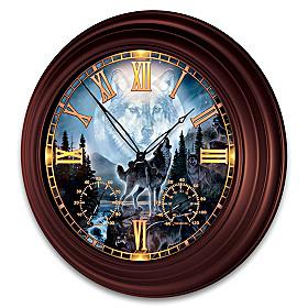 Majestic Presence Wall Clock