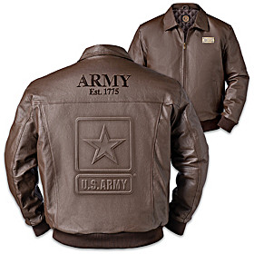 U.S. Army Pride Men's Jacket