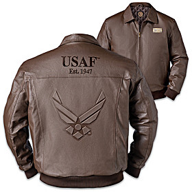 U.S. Air Force Pride Men's Jacket