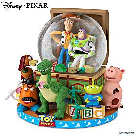 Disney·Pixar Toy Story Glitter Globe