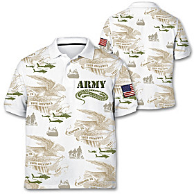 Army Pride Men's Shirt