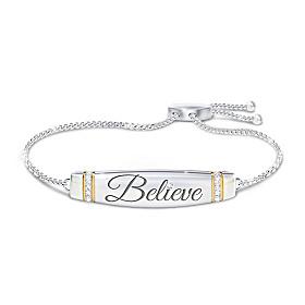 Believe In Yourself Bracelet