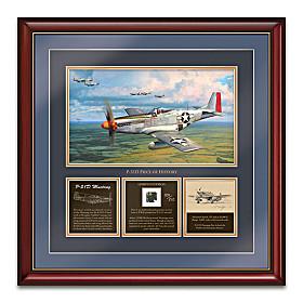 P-51D Mustang Wall Decor