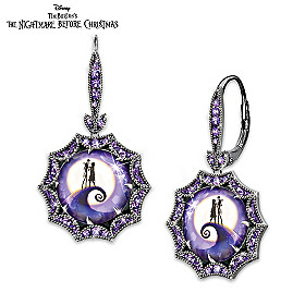 Moonlight Silhouette Earrings