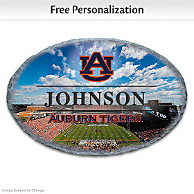 Auburn University Personalized Welcome Sign