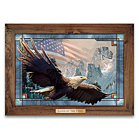 Land Of The Free Wall Decor