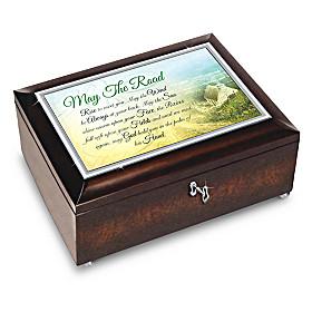 Irish Blessings Music Box