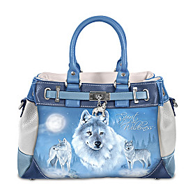 Spirit Of The Wilderness Handbag