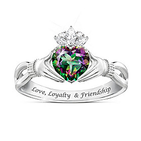 Spirit Of Ireland Ring