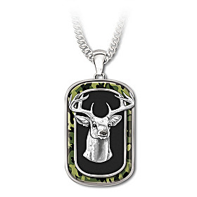 Nature's Majesty Pendant Necklace