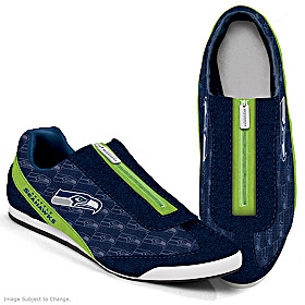 In It To Win It Seattle Seahawks Women's Shoes
