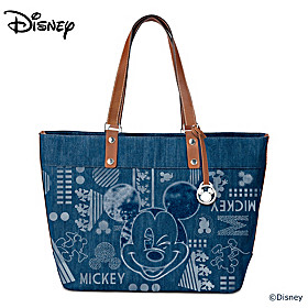 Disney All Ears Mickey Mouse Tote Bag