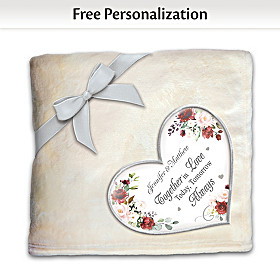 Love Personalized Blanket