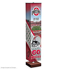 Ohio State University Floor Lamp
