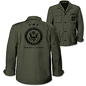Army Men's Field Jacket