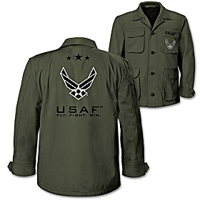 U.S. Air Force Men's Field Jacket
