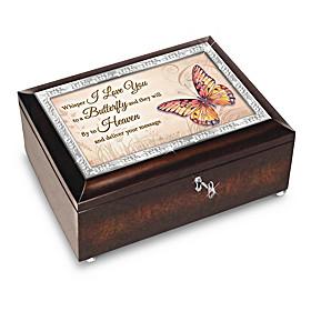 Wings Of Hope Music Box
