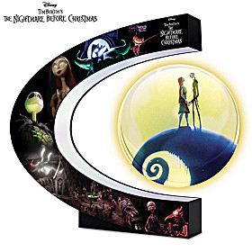 Disney Tim Burton's The Nightmare Before Christmas Sculpture