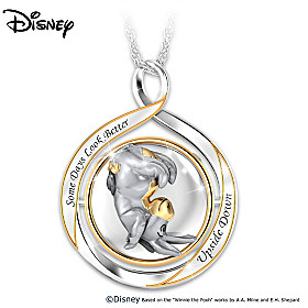 Disney Some Days … Flip Pendant Necklace
