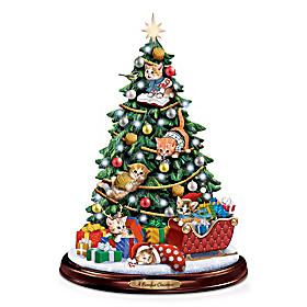A Purrrfect Christmas Christmas Tree