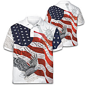 Spirit Of America Men's Shirt