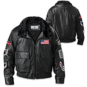 Honoring Brothers-In-Arms Men's Jacket