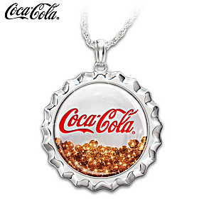 Pop 'N Fizz Pendant Necklace