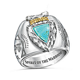 Strength Of The Warrior Ring