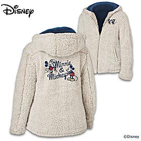 Disney Cuddled With Love Women's Jacket