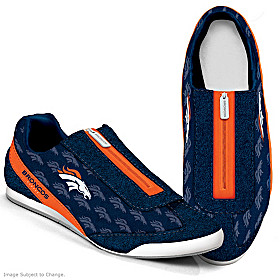 In It To Win It Denver Broncos Women's Shoes