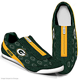 In It To Win It Green Bay Packers Women's Shoes