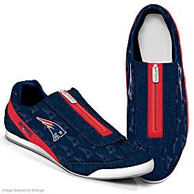 In It To Win It New England Patriots Women's Shoes