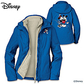 Disney Happy In Love Women's Jacket
