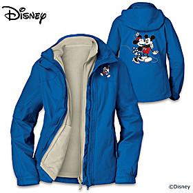 Disney Happy In Love Women's Jacket