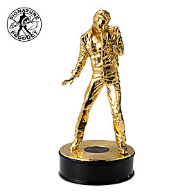Elvis: Comeback Special Sculpture