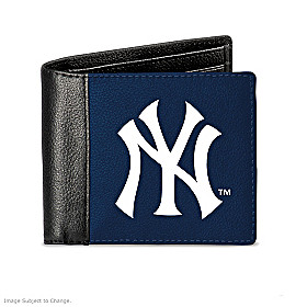 New York Yankees Wallet