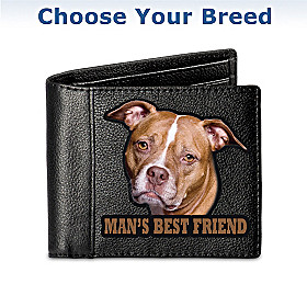 Man's Best Friend Wallet