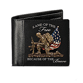 Land Of The Free Wallet