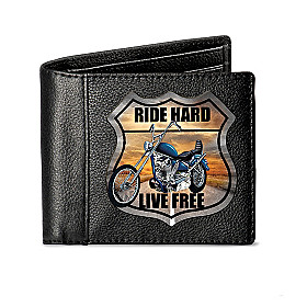 Ride Hard Wallet