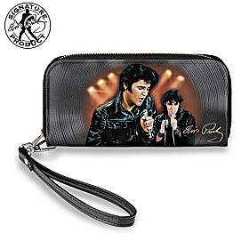 Elvis '68 Comeback Special Wallet