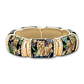 Sophistipup Yorkie Bracelet