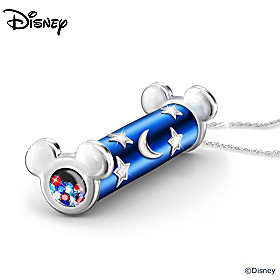 Disney Wonder Of Fantasia Pendant Necklace