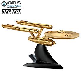 U.S.S. Enterprise NCC-1701 Sculpture