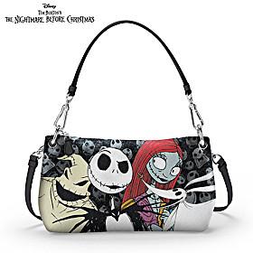 Disney Tim Burton's The Nightmare Before Christmas Handbag