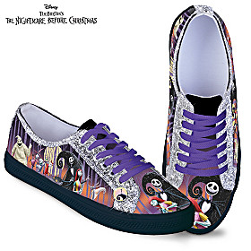 The Nightmare Before Christmas Women's Shoes
