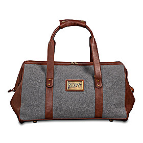 Navy Pride Duffel Bag