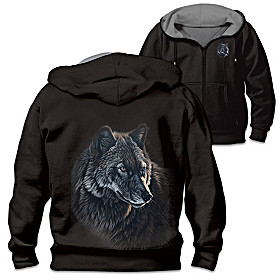 Spirit Of The Wild Men's Hoodie